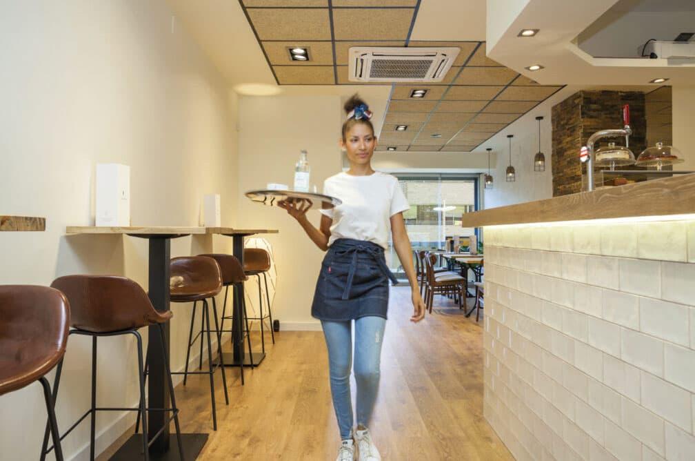 fotografia de restaurantes y personal en zaragoza